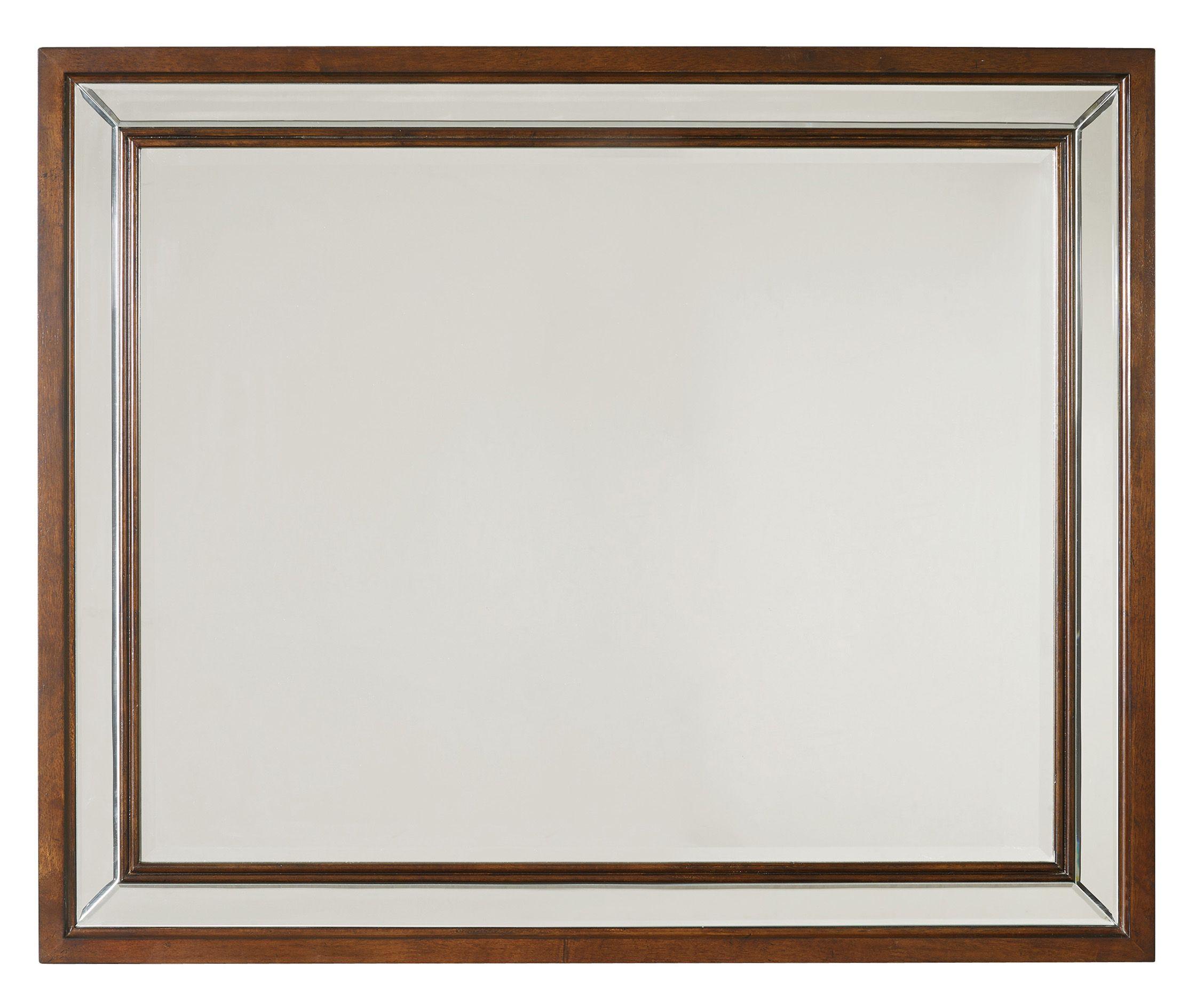 Hooker Furniture Palisade Landscape Mirror 5183-90008