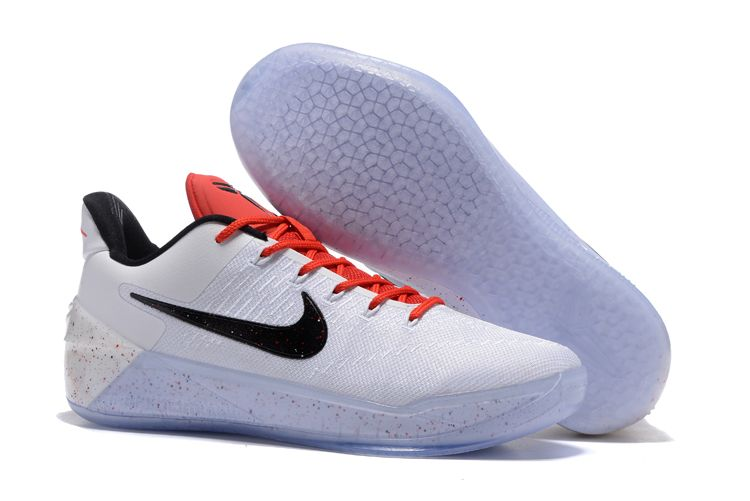 new photos e5a40 843ce ... where to buy nike kobe a.d. demar derozan home pe white red for sale  dd921 375dd