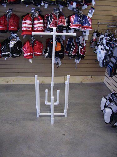 Sports Equipment Storage Hockey Drying Rack Tree Hockey Drying Rack Sports Equipment Storage Hockey Gear