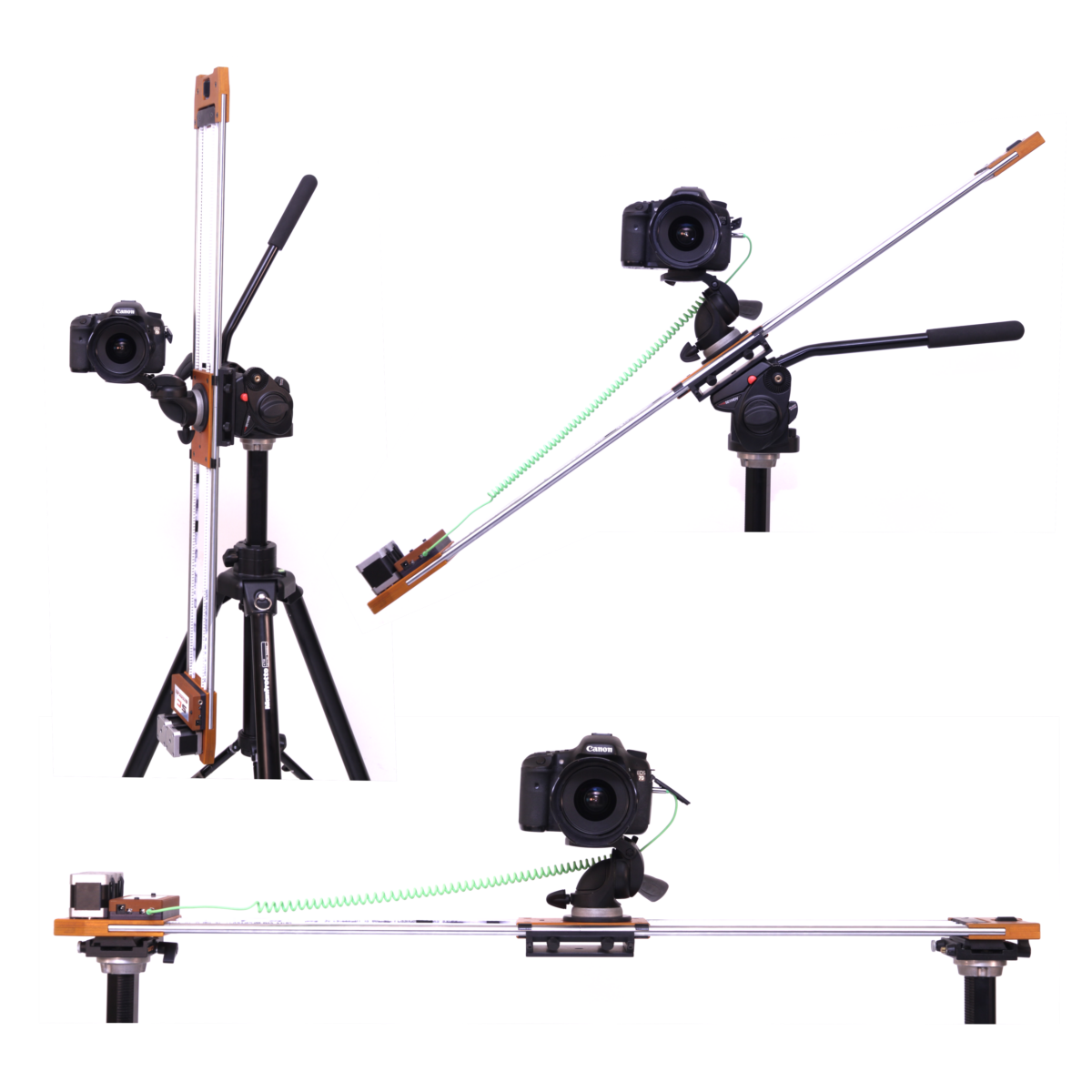 Fusion Between Art and Technology: Sincrocam Robotized 2 Axis Panoramic Slider For Video And Time-Lapse - http://blog.planet5d.com/2014/07/fusion-between-art-and-technology-sincrocam-robotized-2-axis-panoramic-slider-for-video-and-time-lapse/