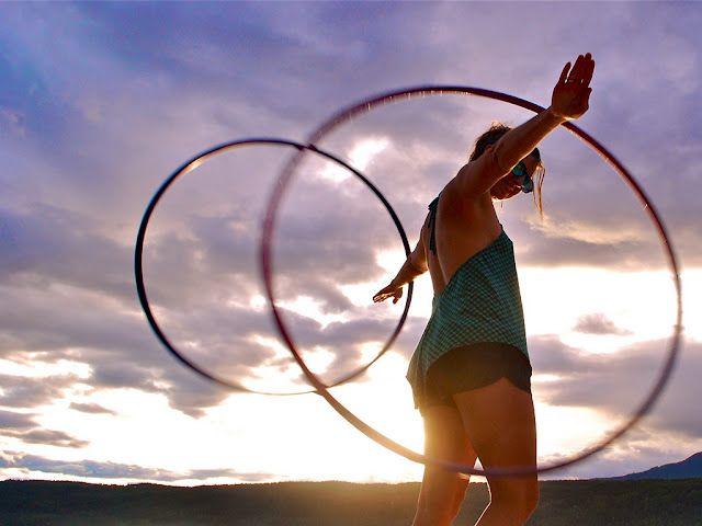 oooh double hoops