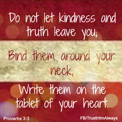 Biblical Quotes From The Bible On Kindness Combible Verses