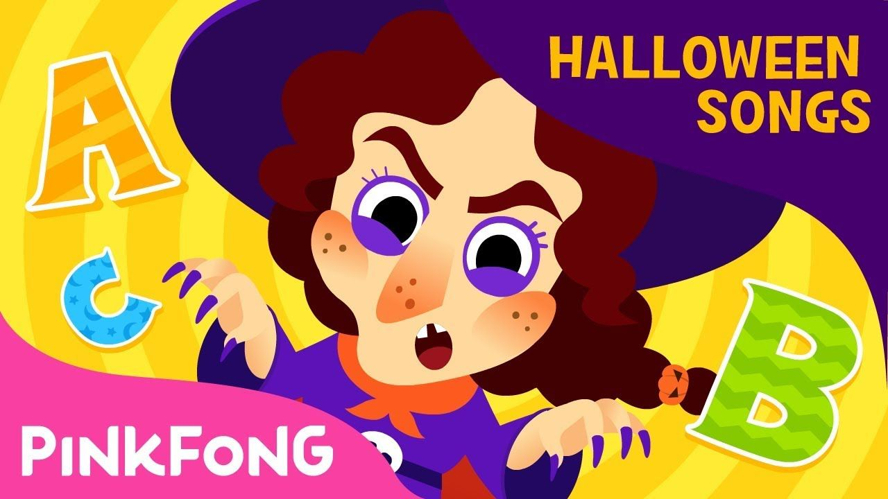 Halloween Abc Halloween Songs Pinkfong Songs For Children Kids Songs Halloween Songs Songs