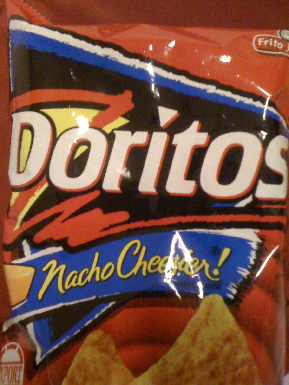 Doritos Nacho Cheesier!!<3