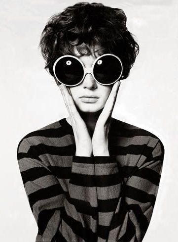 David Bailey for British Vogue 1965