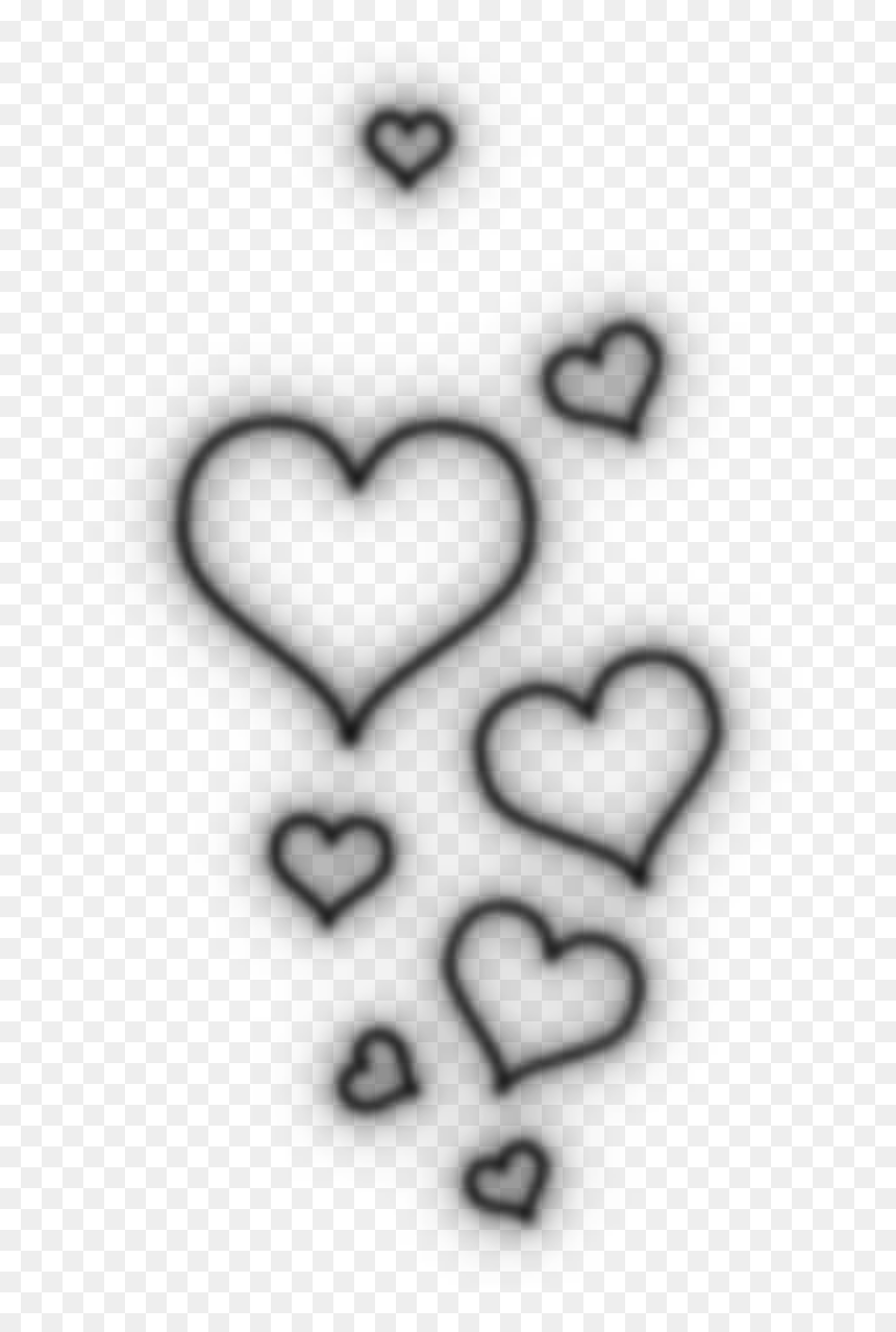 White Hearts Png Aesthetic Heart Icon Black And White Transparent Png Is Pure And Creative Png Image Uploaded By D White Heart Emoji Heart Icons White Heart