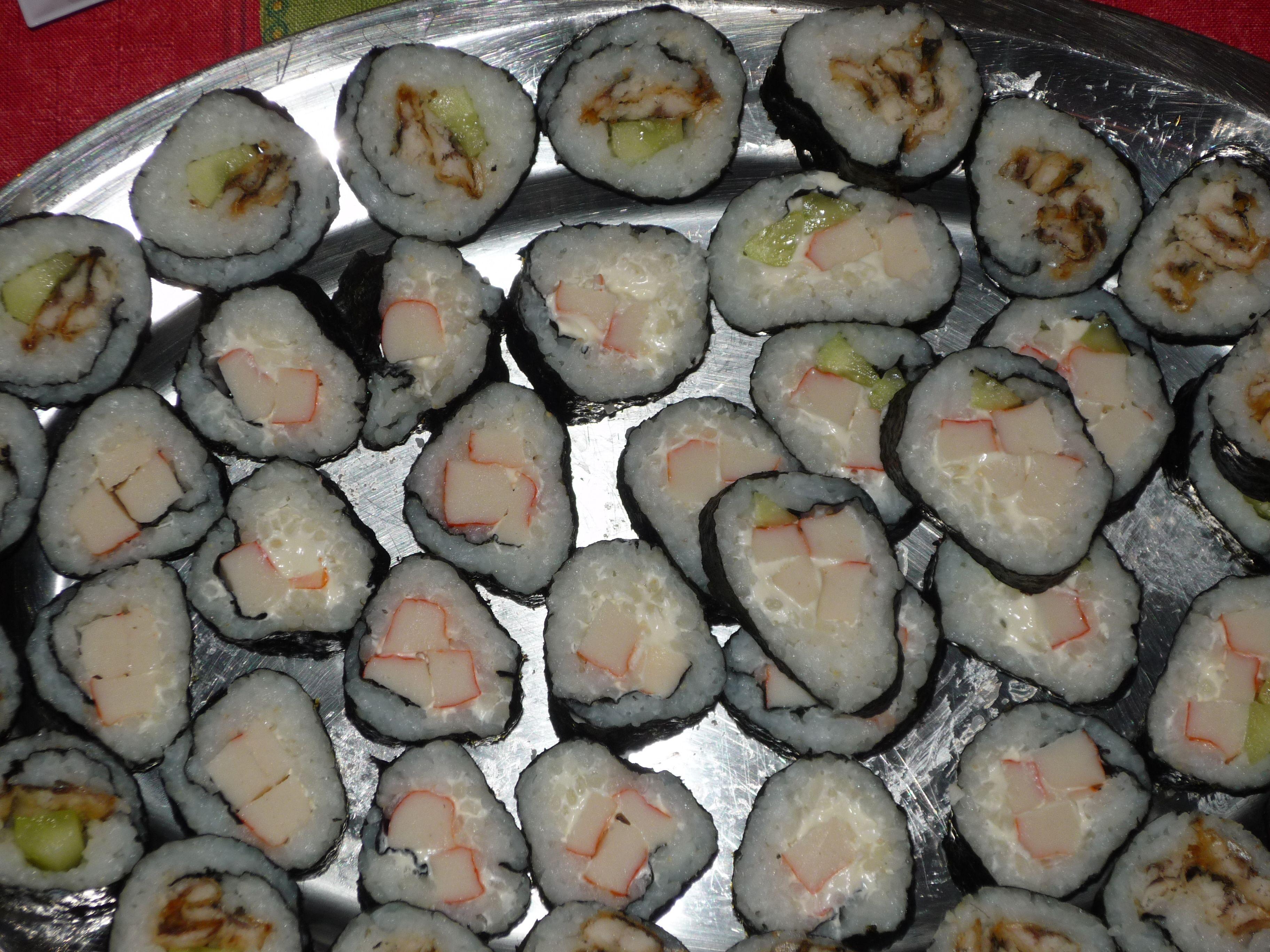 my fantastic sushi