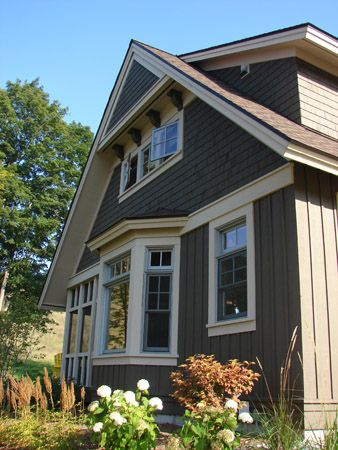 Painted Cedar Siding Picutres Photos Shingles Direct