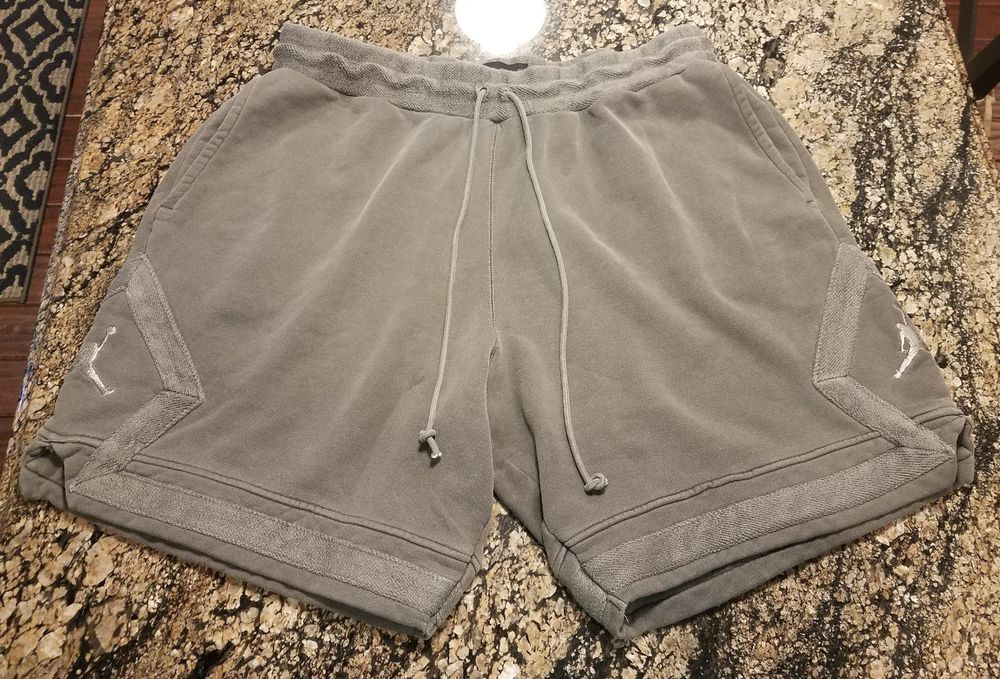 Nike Jordan Sportswear Diamond Washed Shorts Black 939960