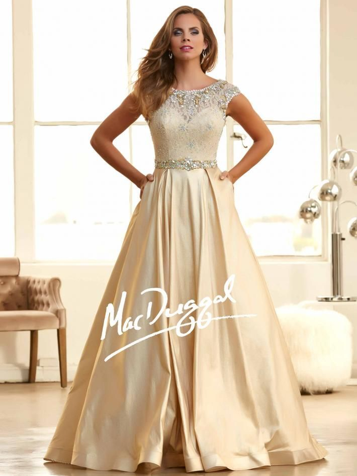 Mac Duggal Prom Dresses 2015