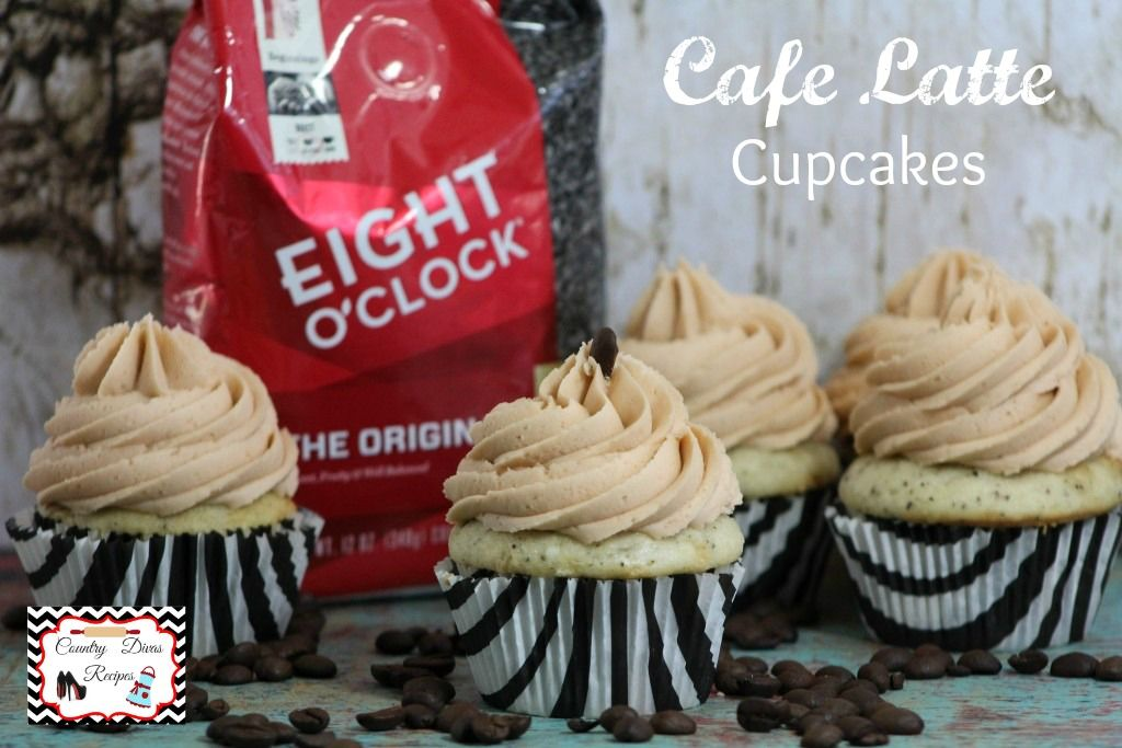 Coffe in a cucpake SIGN ME UP.... So we brought you a GREAT recipe right here for it http://wp.me/p24cio-bj4
