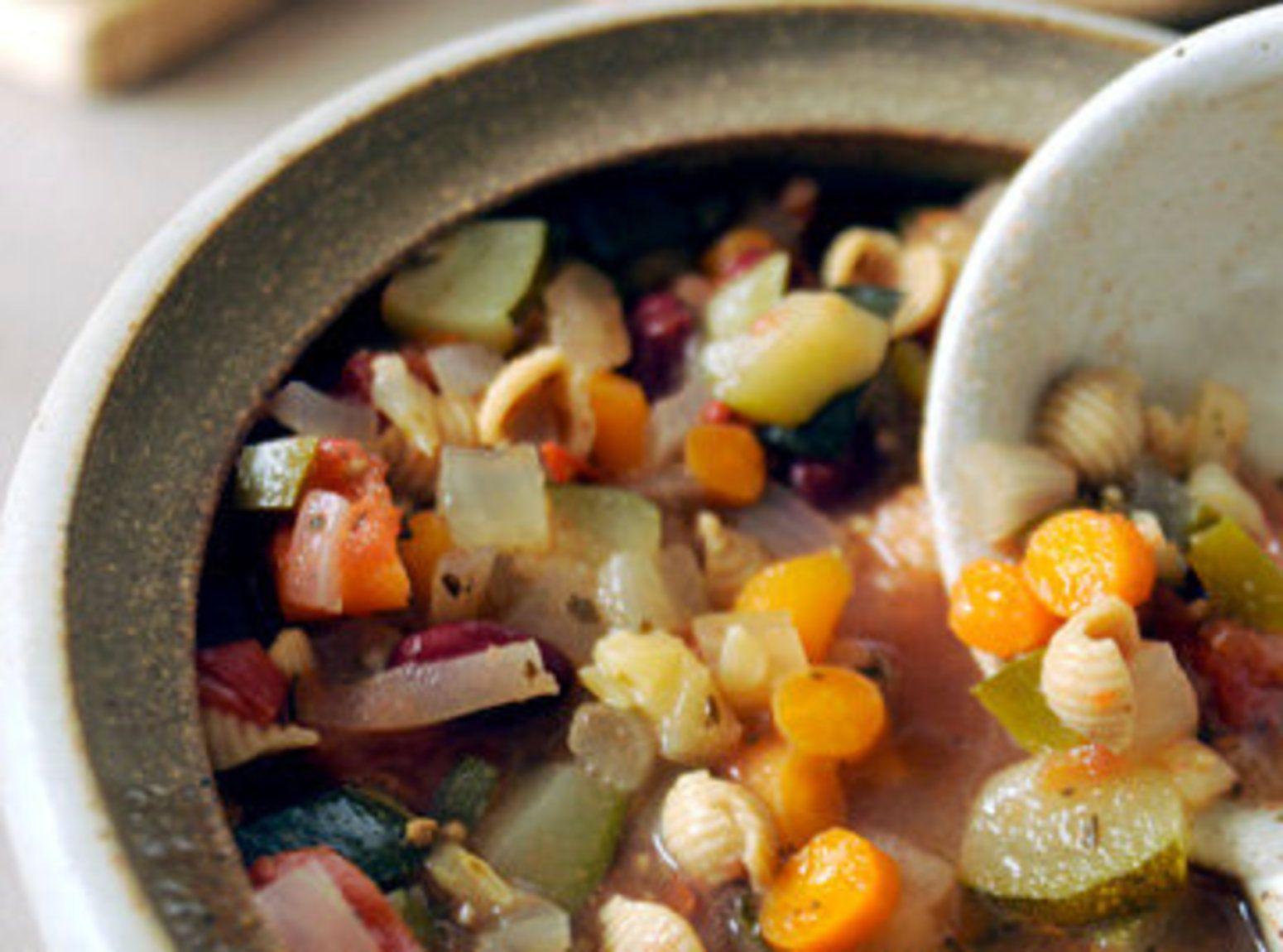Italian minestrone recipe stew recipes and chowders italian minestrone forumfinder Gallery