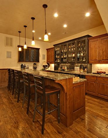 home bars | Mountain Homes- Bars, Wine Cellars, & Game Room | Adult ...