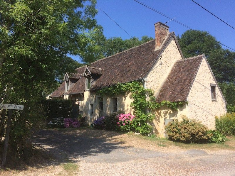 French Country Cottage For Sale In The Perche French Country