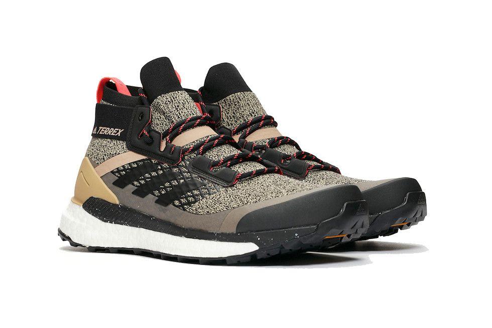 adidas Terrex Free Hiker Is Trail-Ready