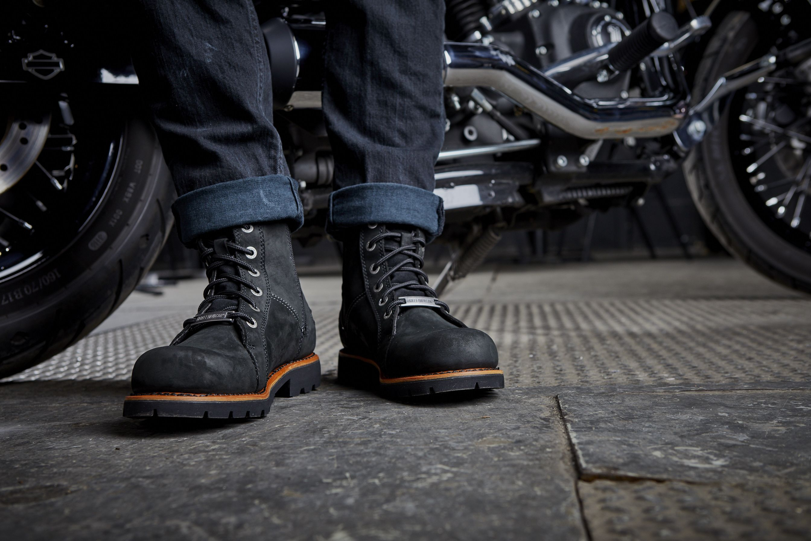 253a7a26fdd Men s Wickson Boot Mens Motorcycle Boots