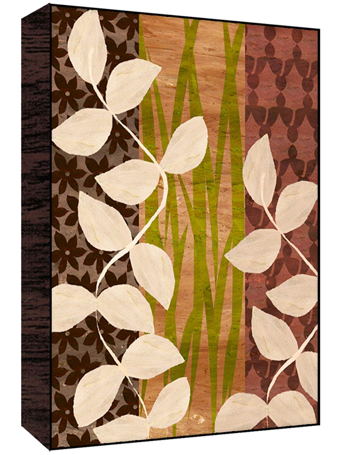Leaves and Branches I Wall Art | Products | Pinterest | Leaf art ...