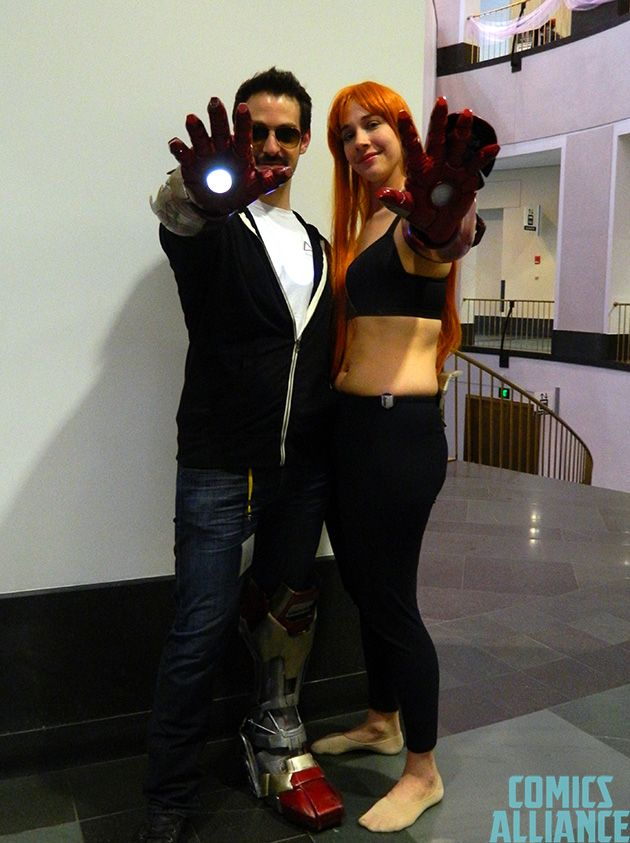 tony stark and pepper potts iron man 3