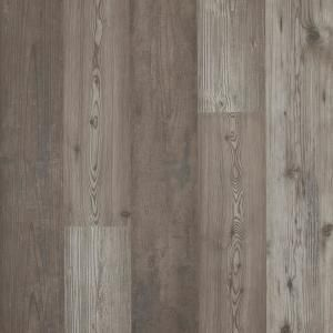 Florida Tile Home Collection Wind River Grey 6 In X 24 In Porcelain Floor And Wall Tile 14 Sq Ft Case Chdewnd0 In 2020 Laminate Flooring Pergo Outlast Flooring