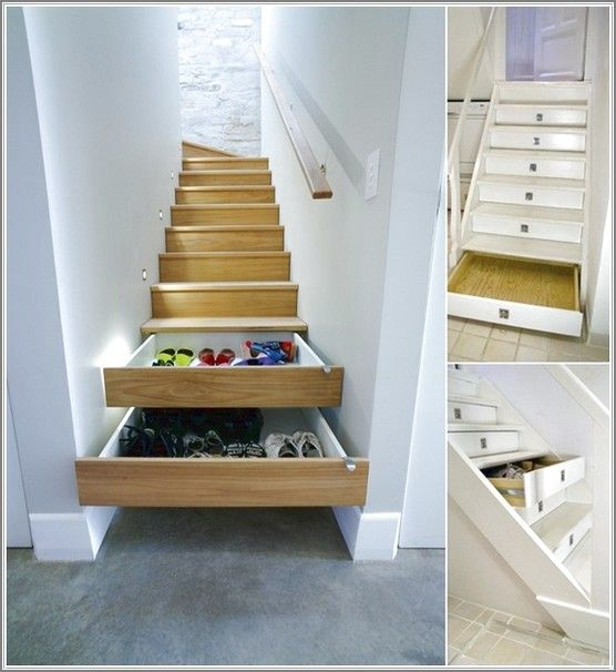 clever storage ideas for small homes