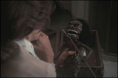 Pin on Trilogy of Terror the Film (1975) and the Story Segment ''Prey''  (1969)