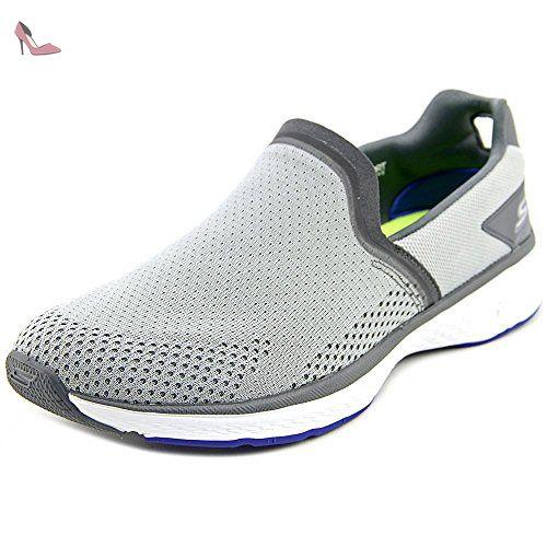 Skechers Go Walk Energy, Basses homme gris gris