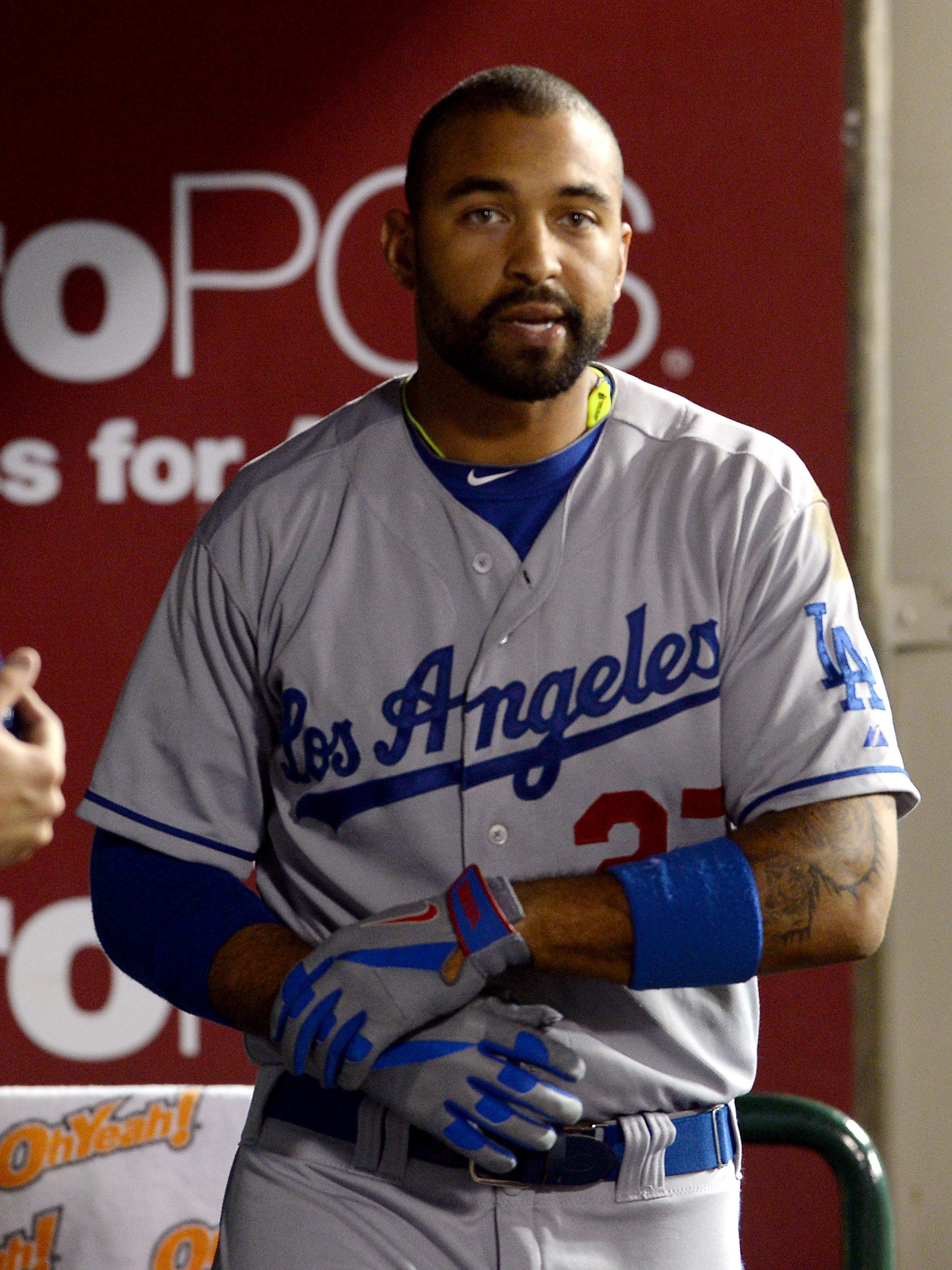 The Los Angeles Dodgers have announced that allstar