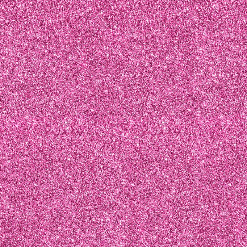 Muriva Sparkle Plain Glitter Wallpaper in Hot Pink