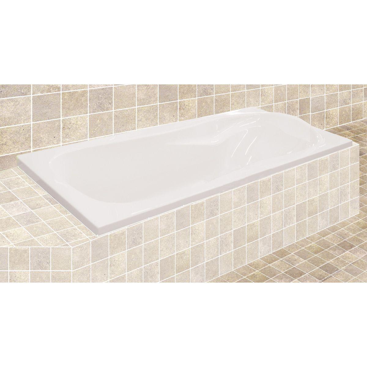 Jade Bath BLW1035 60 Signature Soho Drop In Tub   Loweu0027s Canada