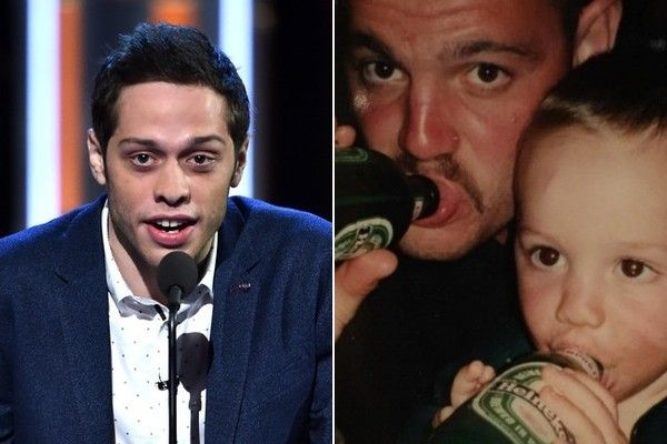 'SNL' Cast Member Pete Davidson Pays Tribute to His Father