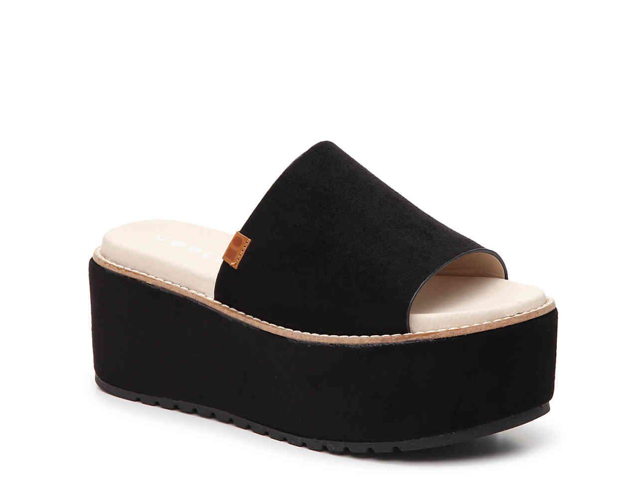 Coolway Celo Platform Sandal | Platform