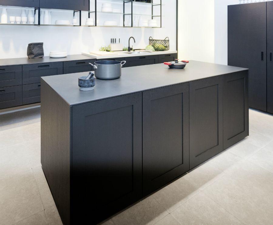 Die Nolte Küchen GmbH stellt auf der LivingKitchen 2017 eine neue - keramik arbeitsplatte küche