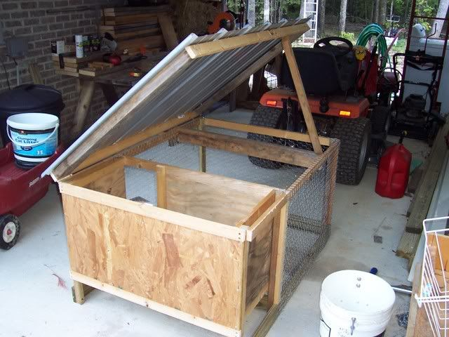 Stage II Brooder   For Brooding Chicks Outdoors   BackYard Chickens  Community