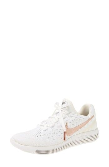 3462e45ea2d3 Free shipping and returns on Nike LunarEpic Low Flyknit 2 X-Plore Running  Shoe (Women) at Nordstrom.com. Updated with a seamless