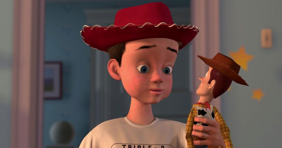 Here S Definitive Visual Proof That Andy From Toy Story Was A