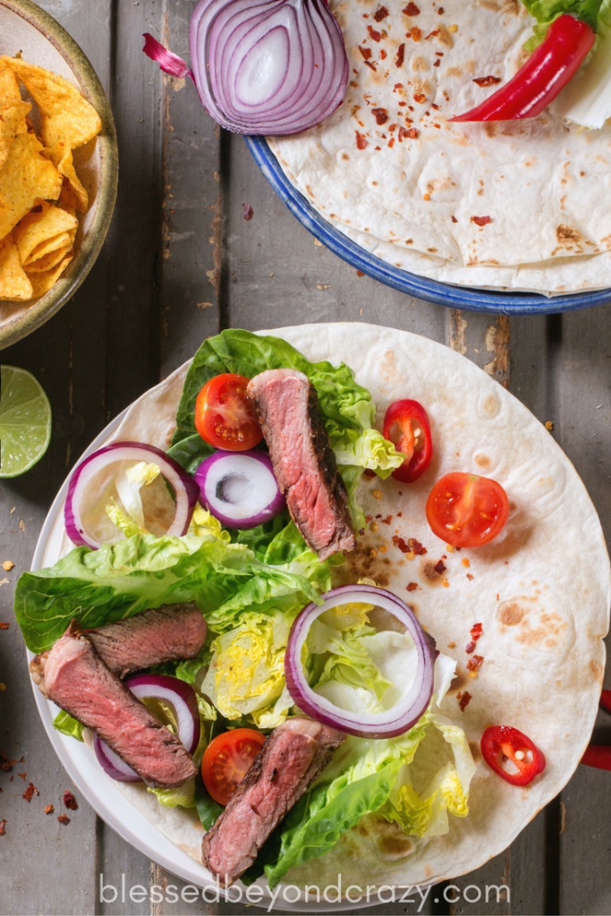 Taco Night Traditions, Plus Homemade Taco Seasoning -