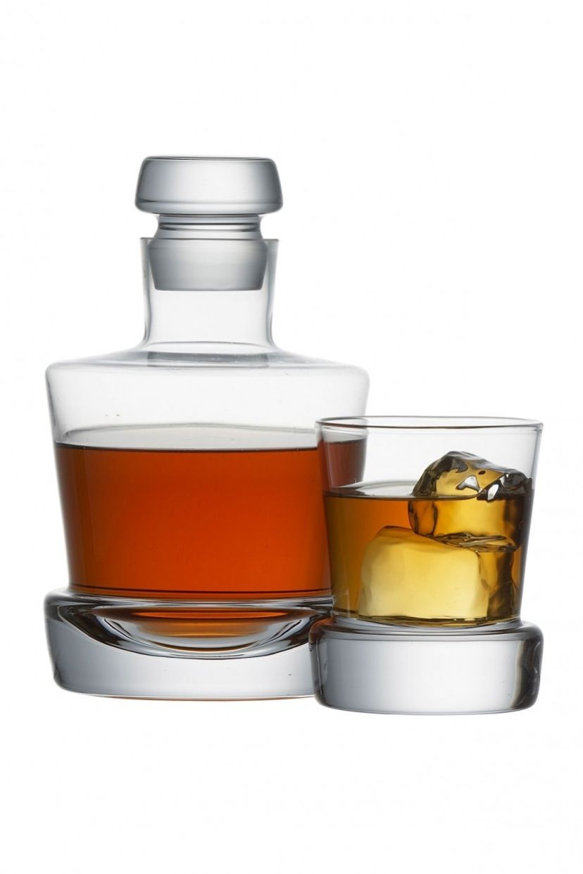 Crate And Barrel Decanters Tomboy Gift Drinking Accessories
