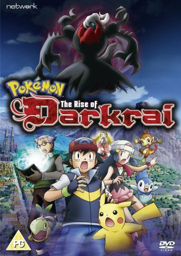 From 8 00 Pokemon The Rise Of Darkrai 2007 Dvd Pokemon