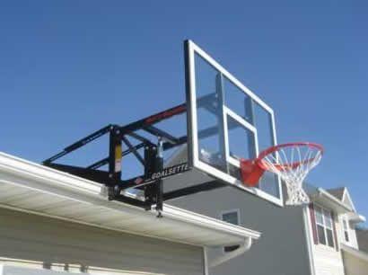 Basketball Hoop · Goalsetter Roofmount Basketball Hoop