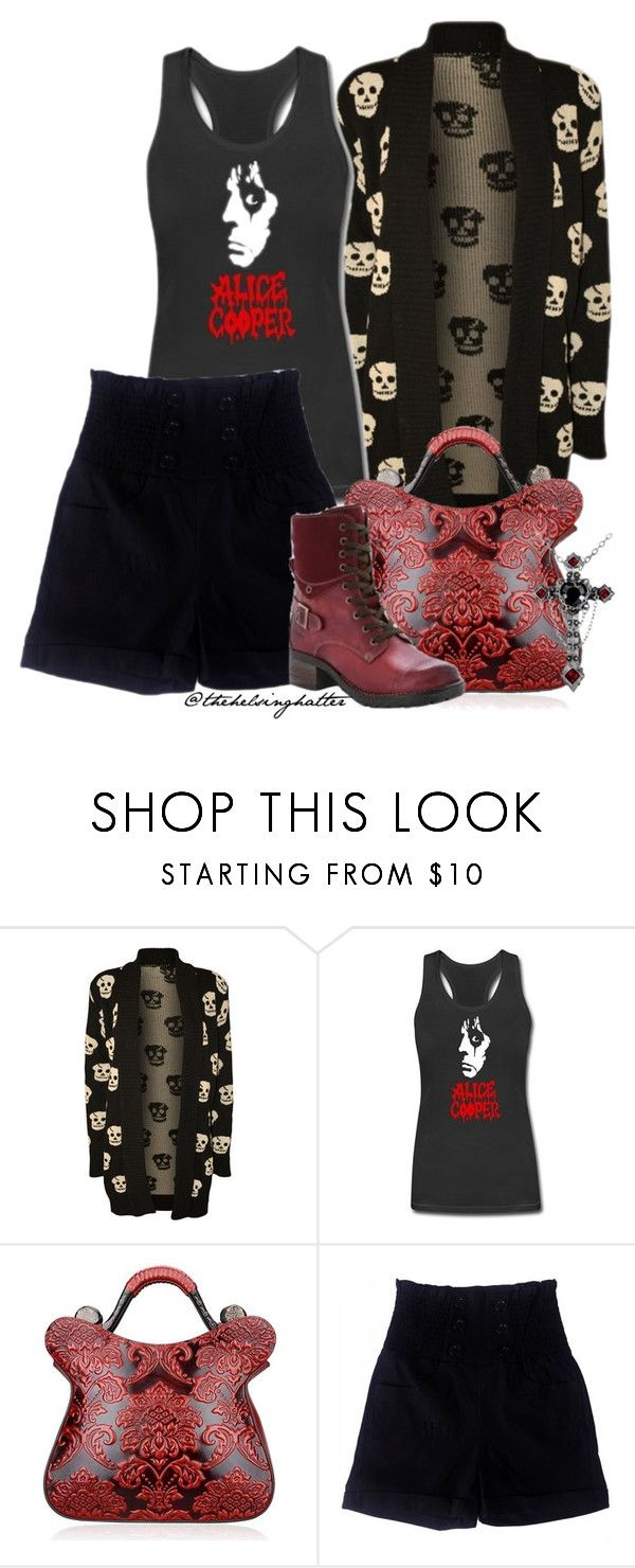 """Shane McMahon vs. The Undertaker"" by thehelsinghatter ❤ liked on Polyvore"
