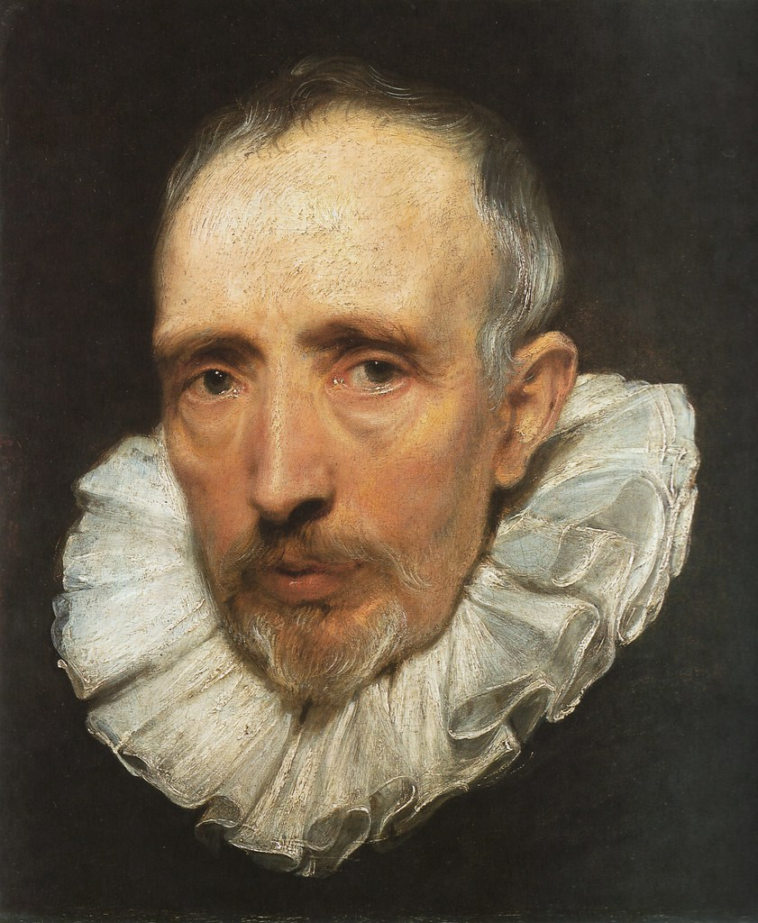 Anthony Van Dyck Cornelis Van Der Geest Anthony Van Dyck Portrait Portrait Painting
