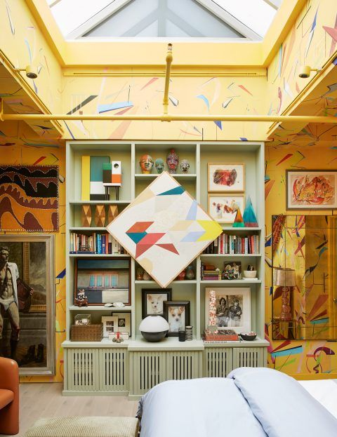 Soho House Shoreditch: Why Drew McGukin's Colorful Home Differs From Those Of His