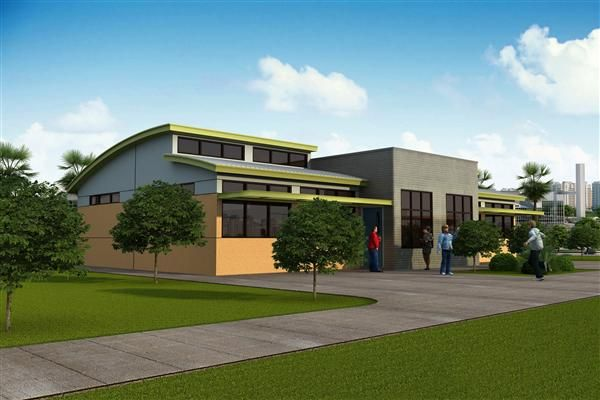 Sky classroom buildings by Silver Creek Industries - budget minded & performance focused.