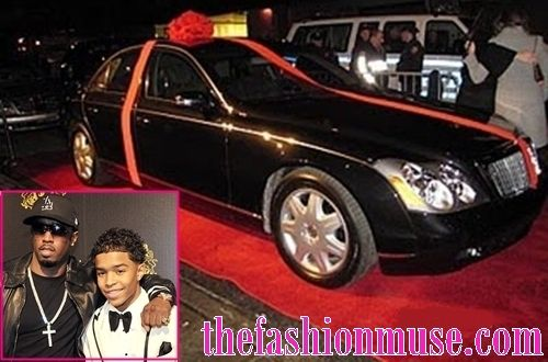 P.Diddy Maybach Zeppelin $360 000 & other expensive celeb cars ...