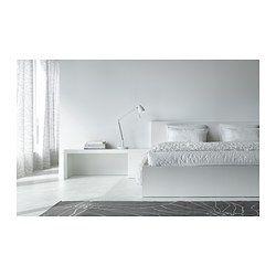 Malm Bettgestell Hoch Weiss Ikea Deutschland Ikea Malm Bett