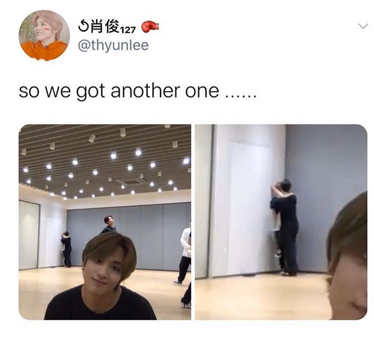 Pin By Mari On Nct In 2020 Nct Funny Kpop Memes Nct Dream