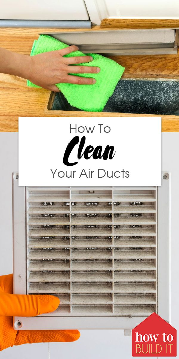It Is So Easy To Clean Your Air Ducts! Let Us Show You How ...