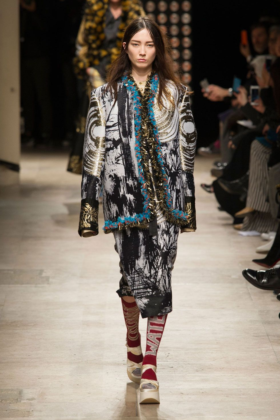 All the Looks From the Vivienne Westwood Fall 2016 Ready-to-Wear Show