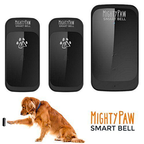 Mighty Paw Smart Bell 2 Transmitter Wireless Dog Doorbell Potty