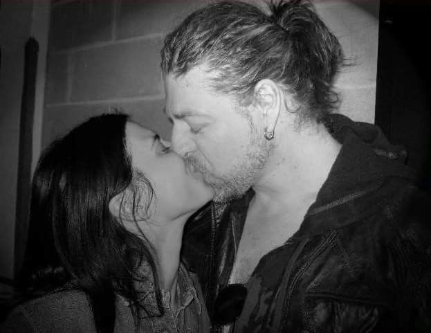 Jim Root Cristina Scabbia Married